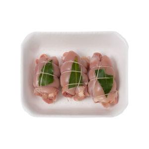 Involtini di pollo