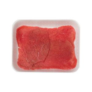 Carpaccio di bovino adulto