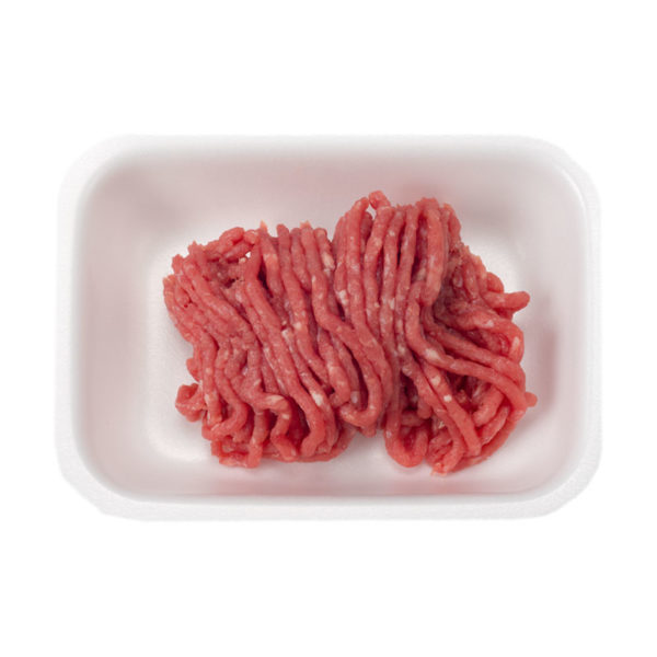 Macinato magro di bovino adulto da 200 grammi