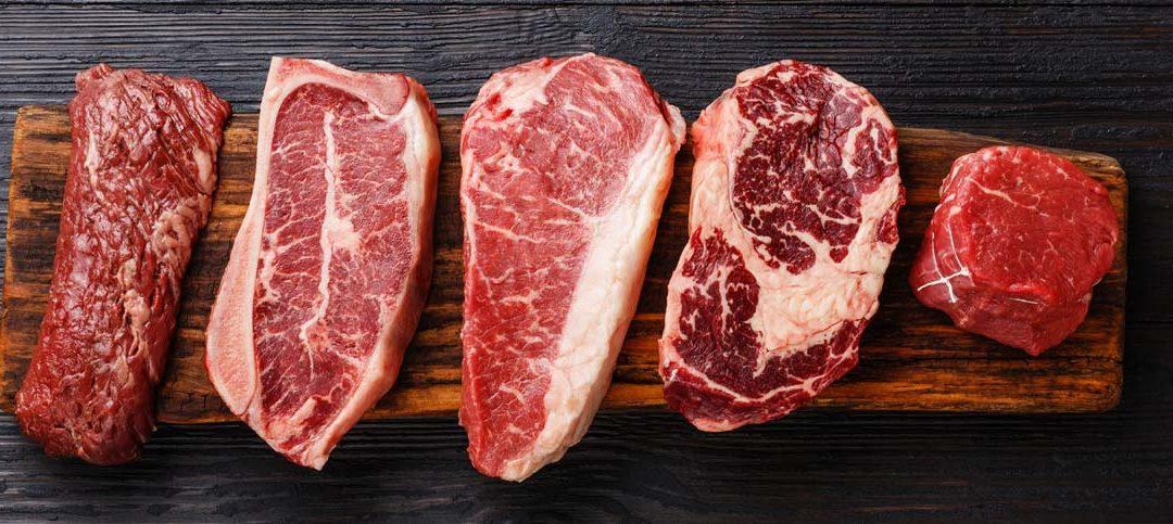 Carne rossa e valori nutrizionali