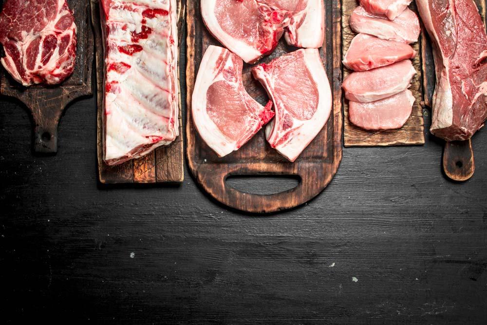 Le persone celiache possono mangiare la carne