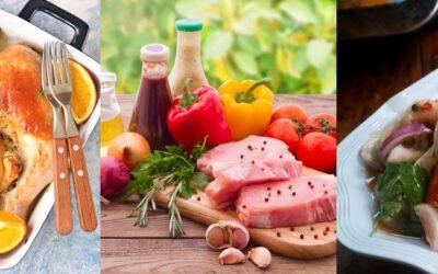 Tre ricette estive di carne fresche e originali