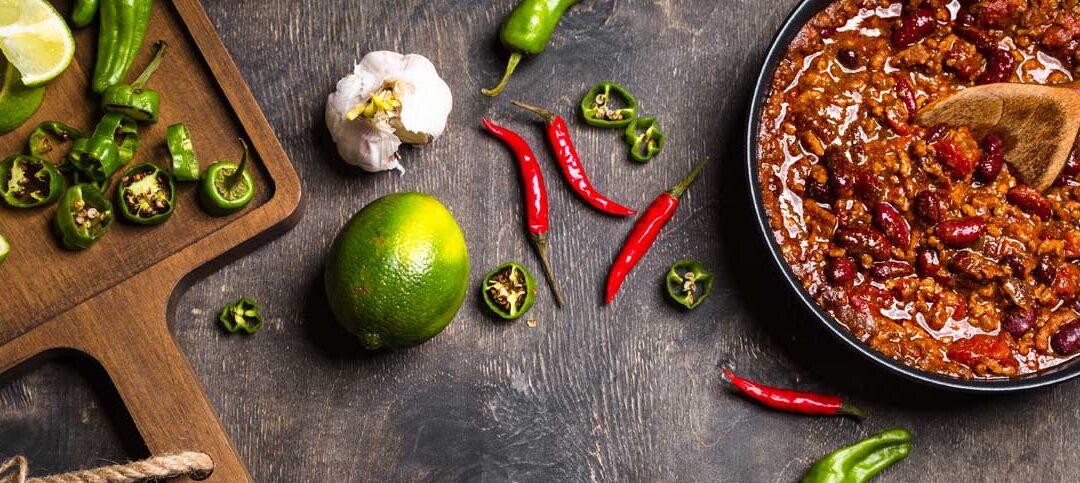 Sapori Tex-Mex: il Chili con carne