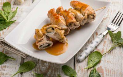 Involtini di carne: ricetta semplicissima e veloce